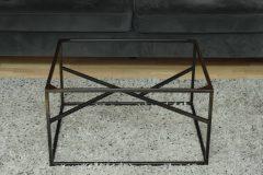 Stelaż stolika z półką